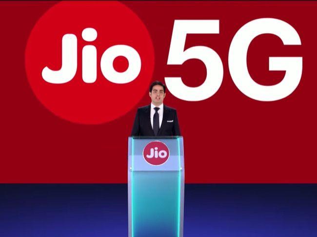 Jio 5G Service in 2021
