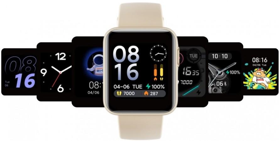 Xiaomi Mi Watch Lite goes official